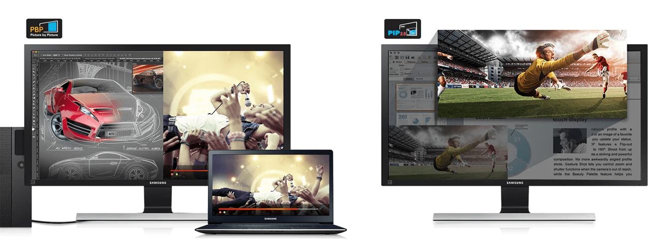 Samsung U28E590D 28″ TN HDMI/DP 4K