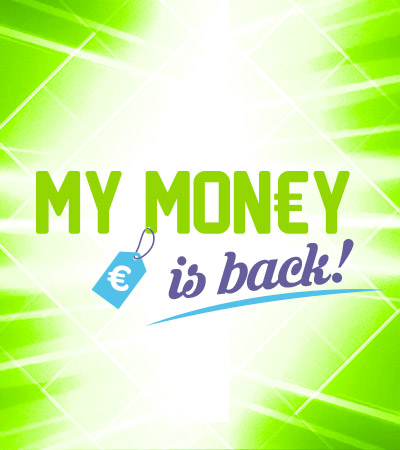 My Money is Back  LIFE Informtica