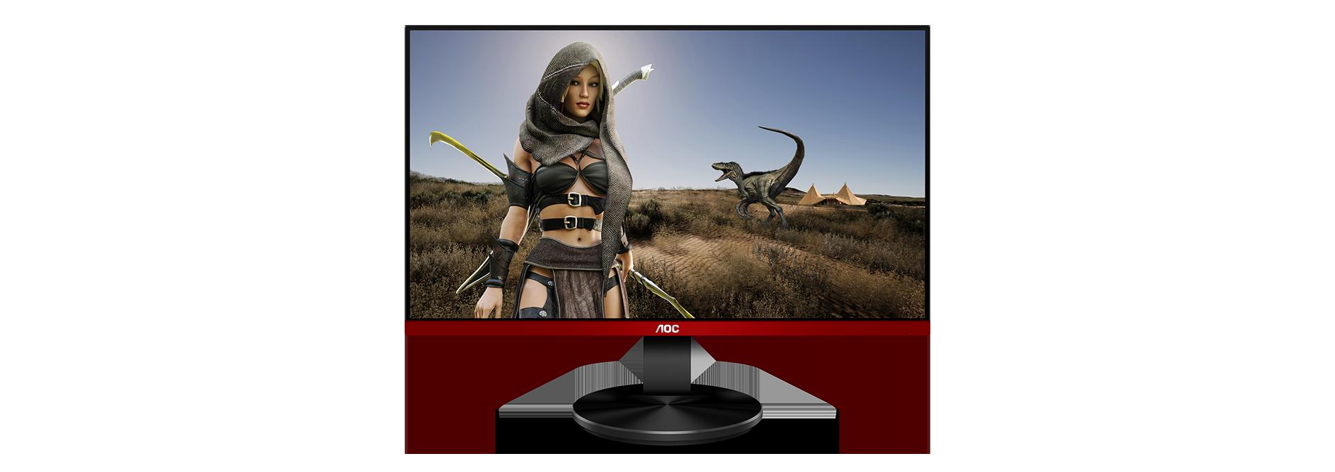 Monitor Gaming GM27-CF