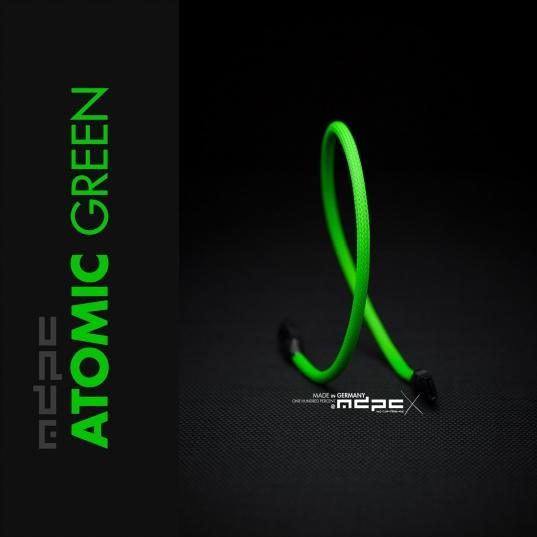 MDPC-X Verde Atómico UV 1m