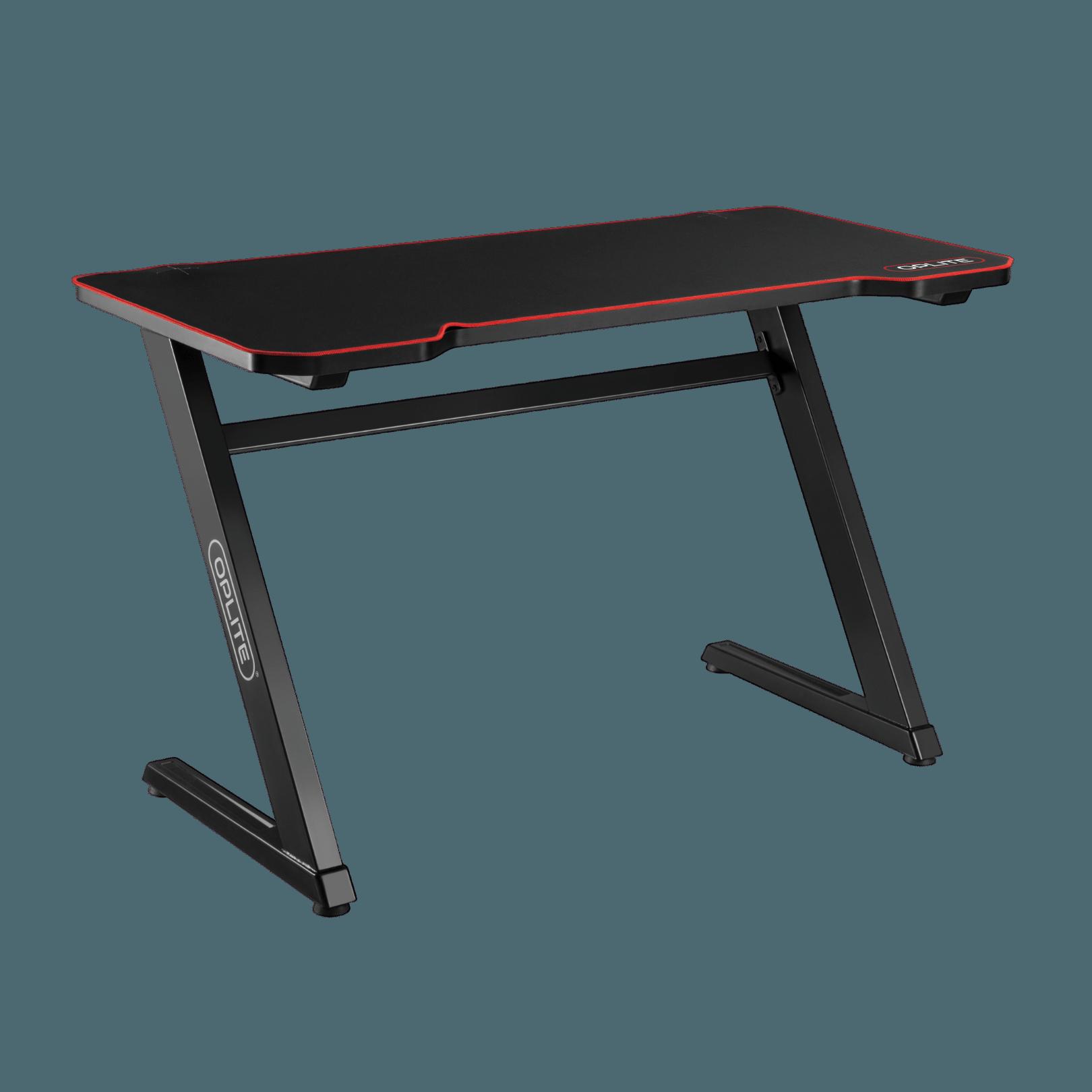 OPLITE Tilt Gaming Desk Negro