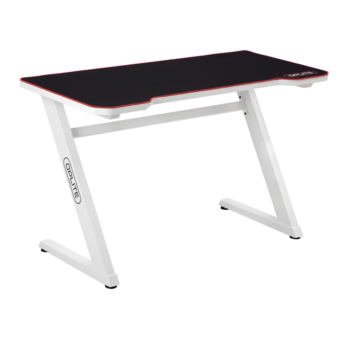 OPLITE Tilt Gaming Desk Blanco