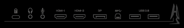 Aorus FI27Q-EK 27″ QHD IPS 165Hz RGB