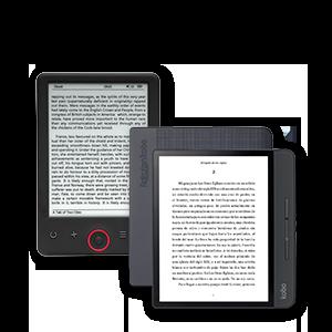 Ebooks y accesorios