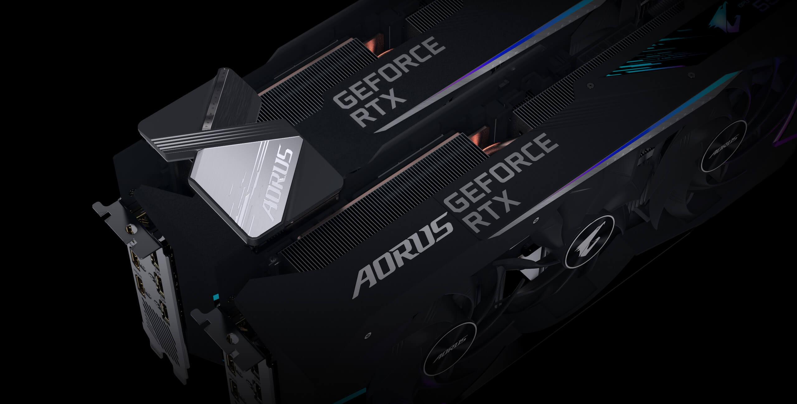 Gigabyte Aorus NVLink Bridge GeForce RTX3090