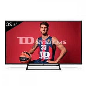 TD Systems K40DLX11FS TV 395 STVAnd 2xUSB 3xHDMI  TV