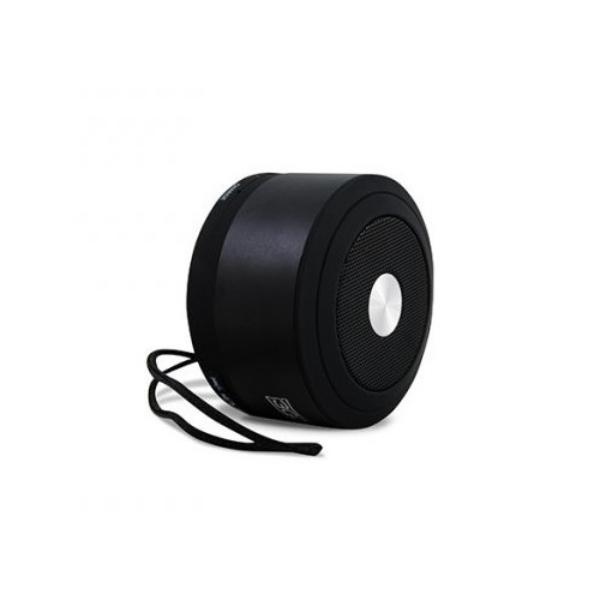3GO Tempo Bluetooth 4.0 Micro SD Negro -Altavoz