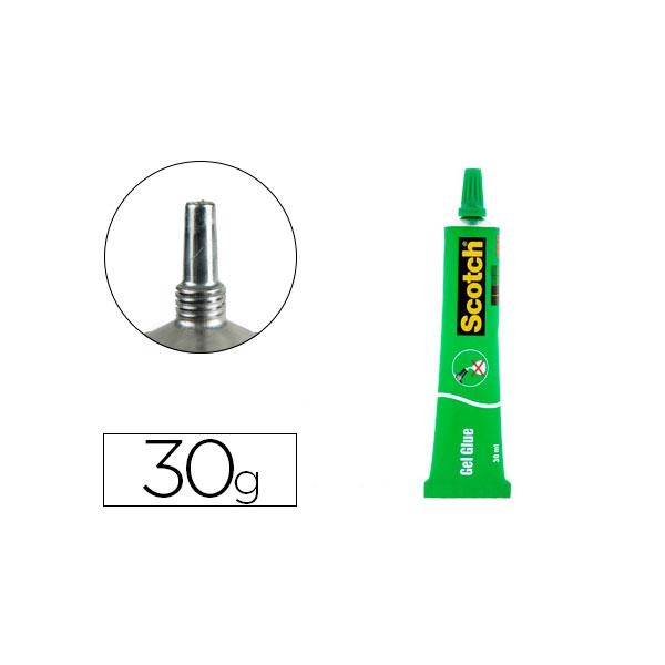 Pegamento en tubo 30gr 3M Scotch  Adhesivo
