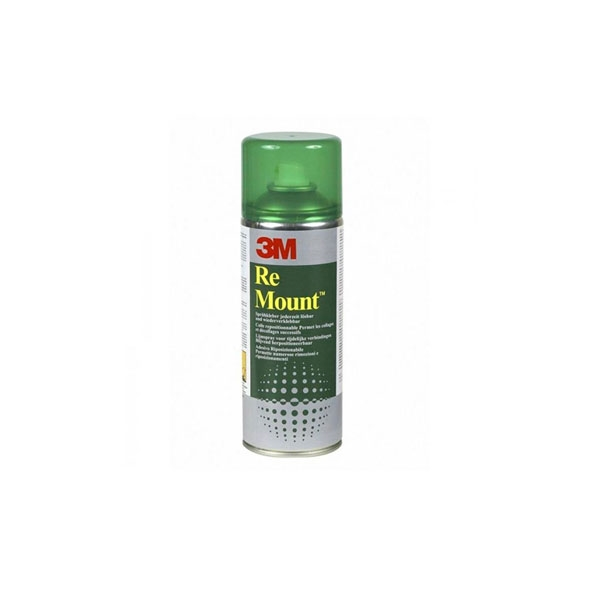 Spray Adhesivo 3M Scotch Removible 400ml  Adhesivo