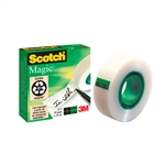 Scotch Magic 3M Invisible 33 x 19mm  Cinta Adhesiva
