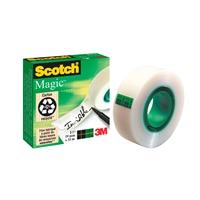 Scotch Magic 3M Invisible- 33 x 19mm - Cinta Adhesiva