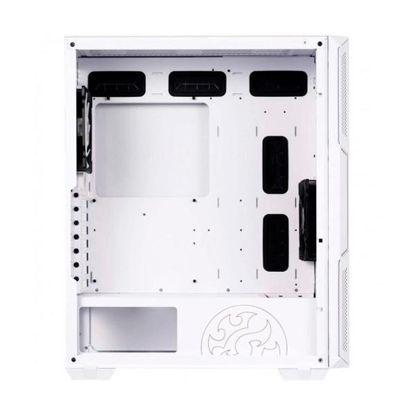 Adata XPG Starker ARGB Cristal Templado USB 31 Blanca  Caja