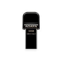 ADATA OTG Stick AI920 negro 32GB Lightning a USB 3.1