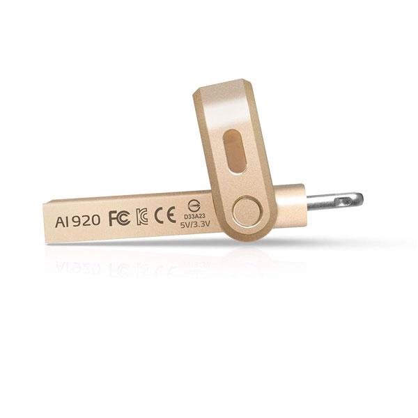 FlashDrive AI920 32GB USB Gold