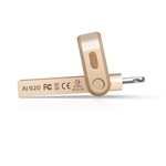 FlashDrive AI920 32GB USB Gold