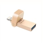 FlashDrive AI920 64GB USB Gold