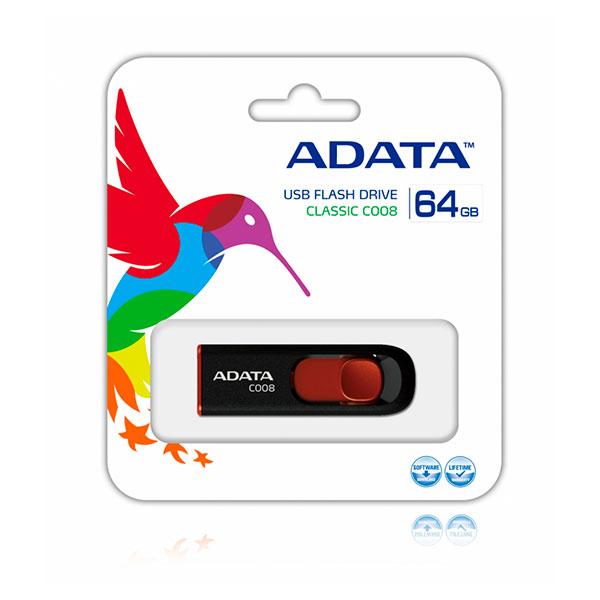 ADATA Classic Series C008 64GB  Pendrive