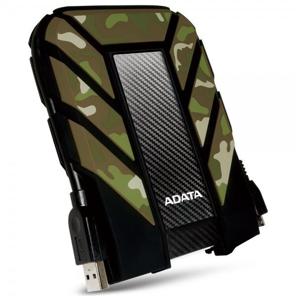 "ADATA HD710M 2TB 2.5"" camuflaje - Disco duro USB"