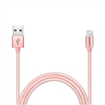 ADATA Lightning Cable a USB oro rosado Sync amp Charge 1m