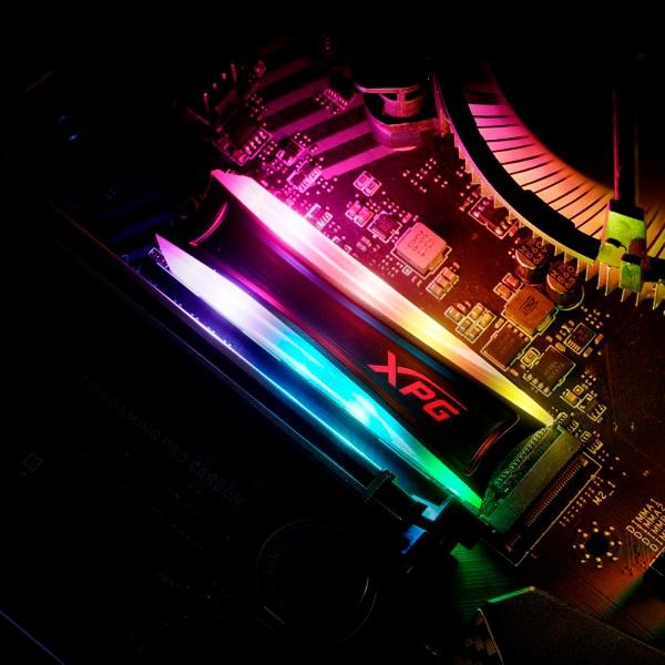 ADATA XPG Spetrix S40G 4TB M2 PCIe 30 NVMe  Disco SSD