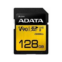 ADATA SDXC UHS-II U3 clase 10 128GB Premier One
