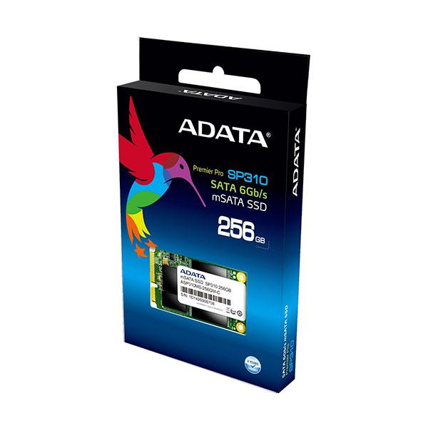 ADATA Premier Pro SP310 256GB mSATA – Disco Duro SSD