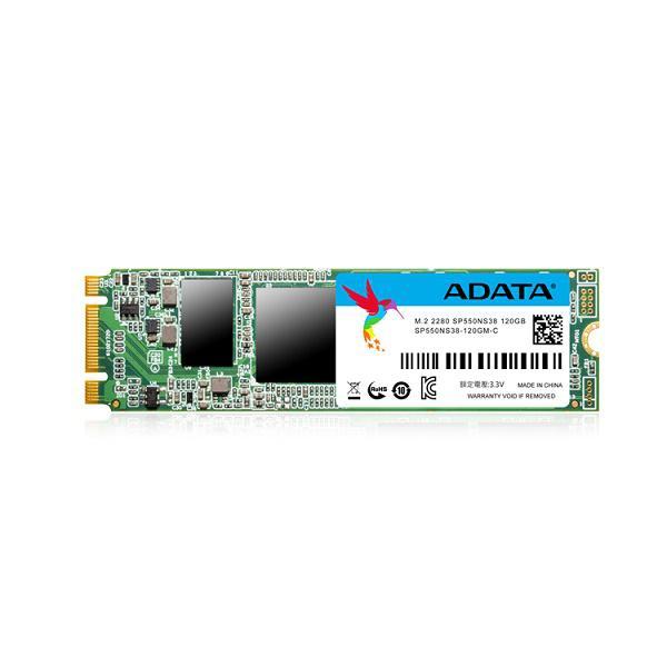 ADATA Premier SP550 120GB M.2 2280 – Disco Duro SSD