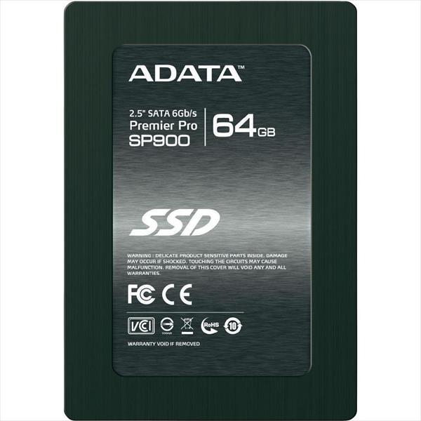 ADATA Premier Pro SP900 64GB 2.5″ – Disco Duro SSD