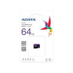 ADATA Premier 64GB  MicroSD