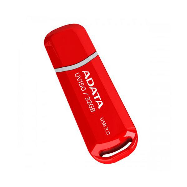 ADATA DasHDrive UV150 32GB rojo – Pendrive