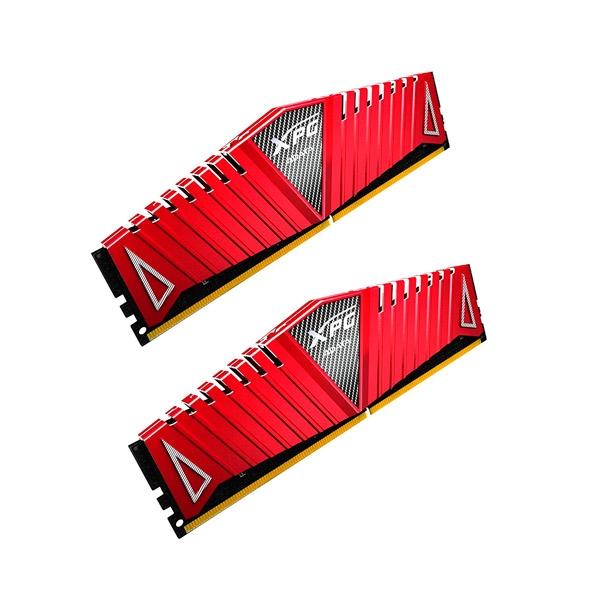 MODULO MEMORIA RAM DDR4 16GB2X8GB PC2400 ADATA XPG Z1 RED