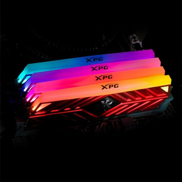 ADATA XPG Spectrix D41 DDR4 8GB 3600MHz RGB  Memoria RAM