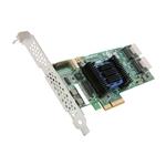 Adaptec RAID 6805E 8xSAS/SATA 128MB - Controladora * Reacondicionado *
