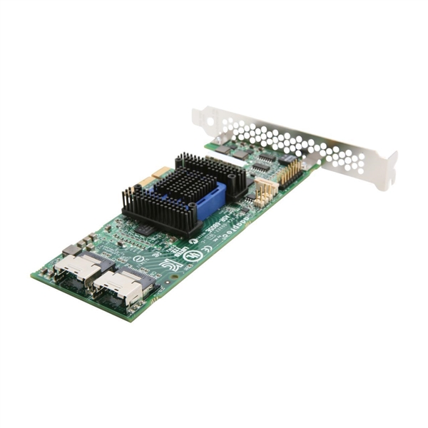 Adaptec RAID 6805E 8xSASSATA 128MB  Controladora