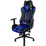Aerocool AC120 negra / azul  - Silla
