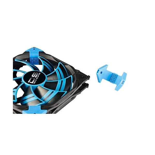 AeroCool Dead Silence Blue Edition 14cm - Ventilador