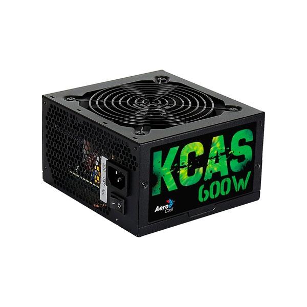 AeroCool KCAS 600S  Fuente de alimentación
