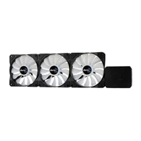 Aerocool Project 7 KIT 3 fan RGB + controller - Ventiladores