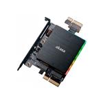 Akasa Doble M2 PCIe NVMe RGB LED  Adaptador