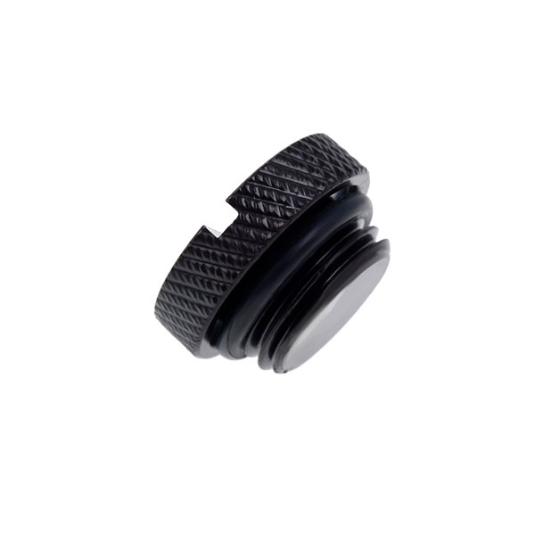 Alphacool G14 negro  Tapon