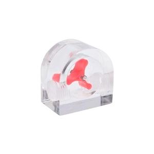 Aquatuning Plexi transparente indicador de flujo  Lquida  Reacondicionado