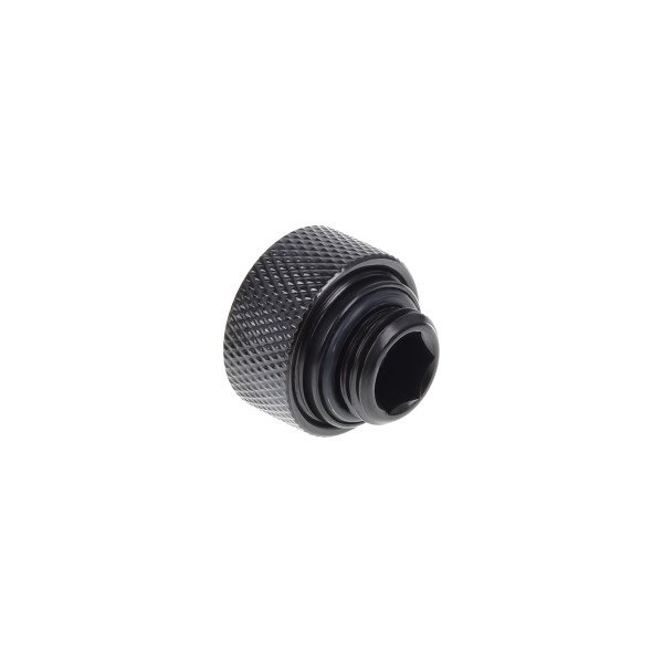 Alphacool para tubo rigido 13MM negro pack 6 – Racor