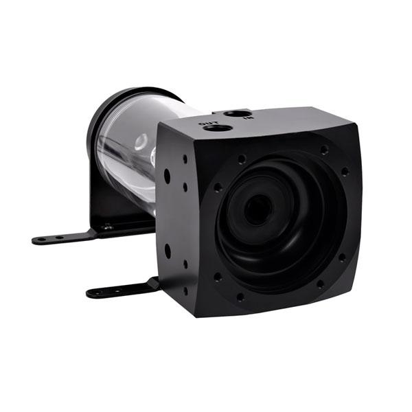 Bombadeposito líquida alphacool eisbecherd5 150mm  Reacondicionado
