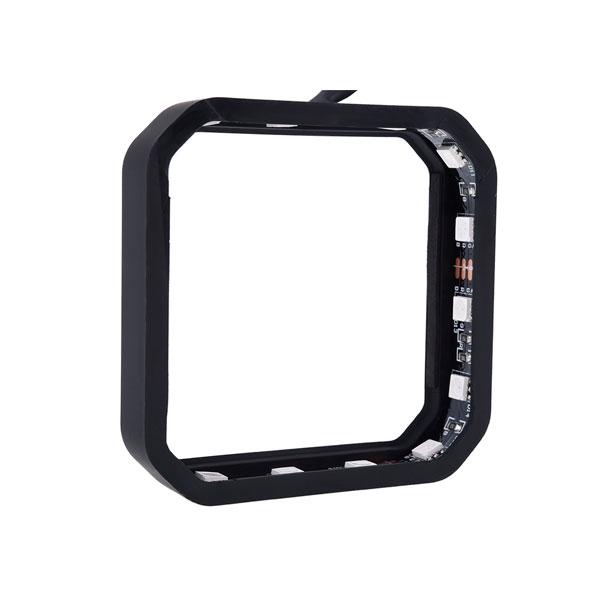 Alphacool marco RGB aurora XPX negro - Accesorio bloque cpu