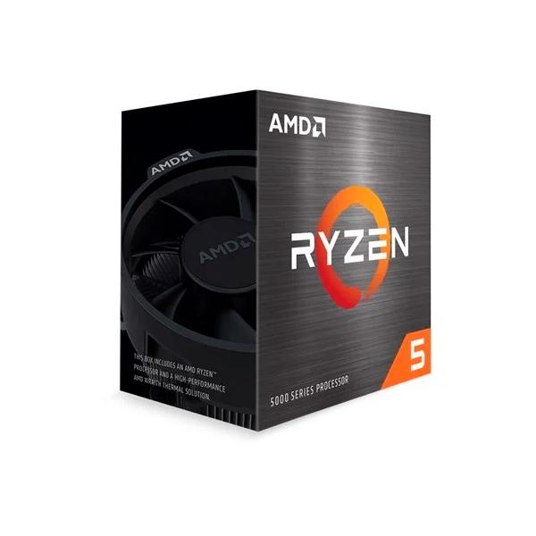 AMD Ryzen 5 5600X 4.60GHZ 6 núcleos - Procesador