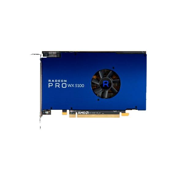 AMD Radeon Pro WX 5100 8GB - Gráfica