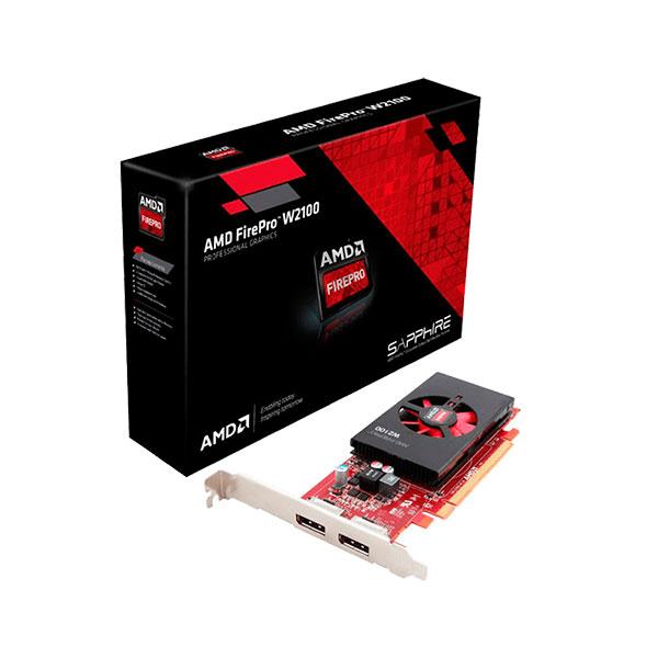 AMD FirePro W2100 2GB – Gráfica