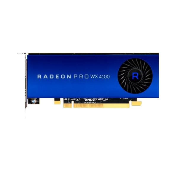 AMD Radeon Pro WX 4100 4GB  Gráfica