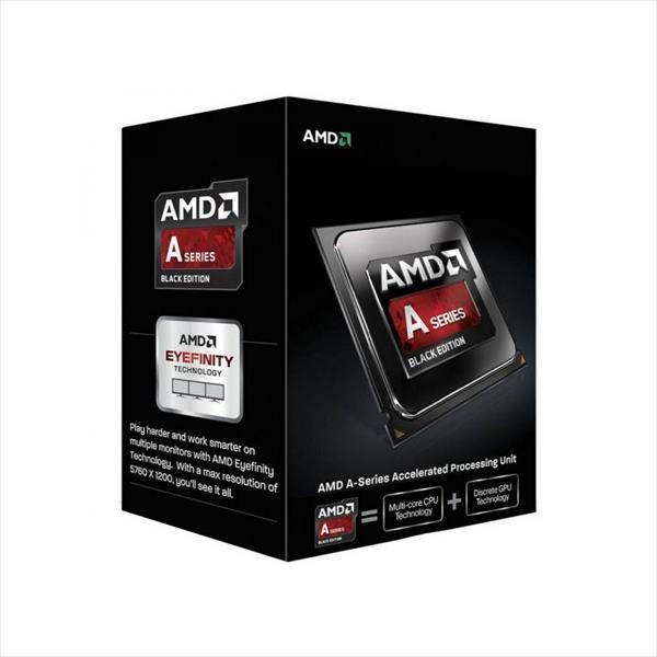 AMD A10 6800K 4.1Ghz FM2 – Procesador