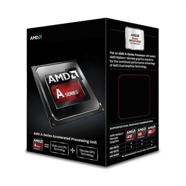 AMD A8 7650K 3.3Ghz FM2+ – Procesador